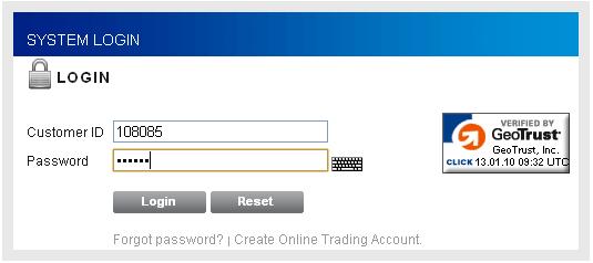 Standard bank forex application form